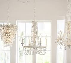 Pottery Barn Kits Pink Lydia Chandelier Pottery Barn Kids