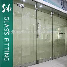 Framless Glass Doors by Frameless Glass Entrance Doors Frameless Glass Entrance Doors