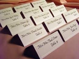 place card tables wedding tip seating cards vs place cards