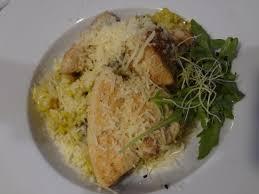 morice cuisine 雞肉加上米飯 kremove italske risotto s grilovanou picture of