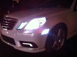 mercedes light replacement led replacement side marker and parking lights mbworld org
