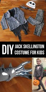 diy jack skellington kid u0027s costume jack skellington kids s and
