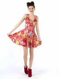 valentines dress valentines fit and flare dress pretty snake