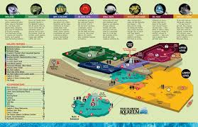 Florida Beach Map by The Florida Aquarium Map 701 Channelside Drive Tampa Florida Usa