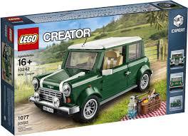 lego mini cooper polybag lego creator kado iglo