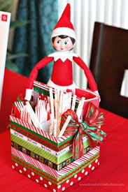 20 crafty days of christmas diy christmas party centerpiece