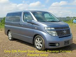 nissan elgrand accessories uk nissan elgrand e52 nismo nissan elgrands pinterest nissan