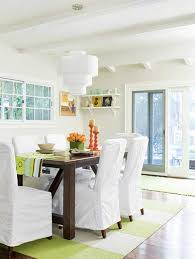 Slip Covers Dining Room Chairs Armchair Dining Chairs White Slipcovered Slipcovers With Regard To
