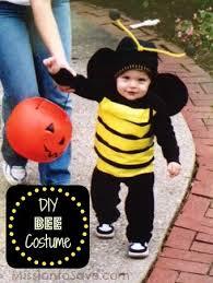 Bee Halloween Costume Diy Bee Costume Adorable Mission Save