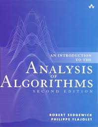 buy an introduction to the analysis of algorithms book online at
