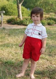 smocked toddler s boys clothing in size 3t