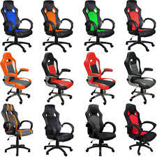 Gaming Chair Ebay Comfortable Office Chair Ebay