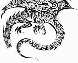 dragon tattoo by avadras on deviantart