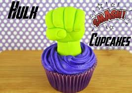 hulk smash cupcakes easy superhero party ideas a thrifty mom