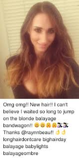 Long Hair Dont Care Meme - omg omg new hair i can t believe i waited so long to jump on the