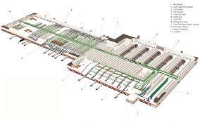Walmart Floor Plan A Corporate Landscape Urbanism Free Association Design