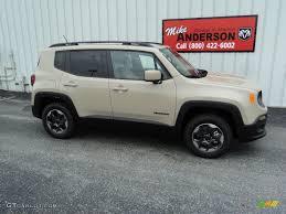 brown jeep renegade 2015 mojave sand jeep renegade latitude 4x4 105151543 photo 2