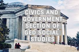 civics and government section of ged social studies gedfast org