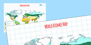 biomes map biomes map geography maps visual aid countries map