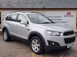 chevrolet captiva used 2012 chevrolet captiva 2 2 vcdi lt 5dr 7 seats for sale in