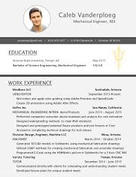 Sample Resume For Mechanical Engineer by Summary In Resume For Mechanical Engineer Contegri Com