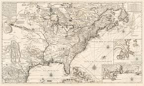 Vintage United States Map by Vintage Maps Of The United States The Vintage Map Shop The