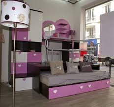 chambre estrade chambre adolescent design modulable fonctionnelle