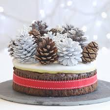 christmas cake decorating ideas cake christmas goodies and