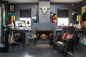 eclectic home designs eclectic home office alison excellent office ideas eclectic home