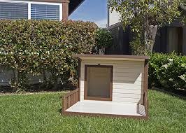 Petmate Indigo Dog House Xl Amazon Com Ecoflex Santa Fe Chalet Style Dog House Pet Supplies