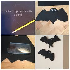 bat craft collage ilkasblog