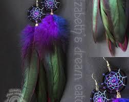 feather earrings s feather earrings etsy