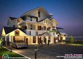 big house design decor luxury house plans big luxury home design kerala home design