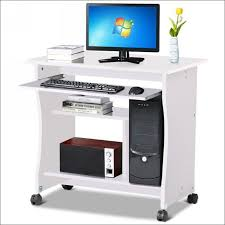Corner Computer Workstation Desk with Furniture Corner Computer Workstation Black Computer Desk Small