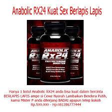 rx24 harga jual obat kuat anabolic rx24 asli pembesar penis cepat