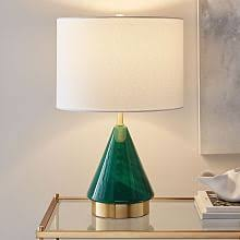 modern table lamps west elm