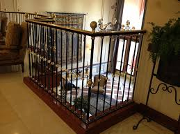Wrought Iron Banister Wrought Iron Stair Balusters Beautifying House With Iron Stair