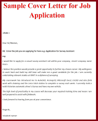 cover letter for application new sle of cover letter for application for employment 14 for