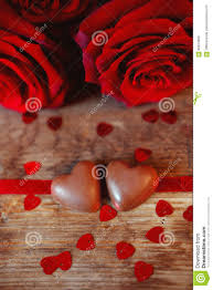 s day present s day present chocolate heart candies and roses