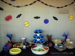batman centerpieces easy to make table images lego batman party lauras crafty