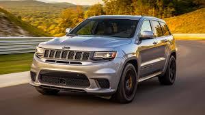 2018 jeep grand cherokee hellcat 2018 jeep grand cherokee trackhawk first drive hellcat all the things