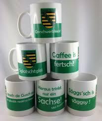 sachsen sprüche tassen mit sächsischen sprüchen collection on ebay