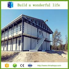 fram house 2017 high quality prefabricated house steel fram prefab building price