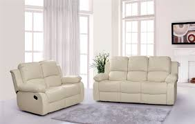 Recliner Sofa Suite Vancouver 3 2 Bonded Leather Recliner Sofa Suite