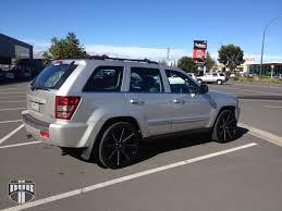 jeep cherokee sport 2005 jeep grand cherokee push s109 gallery mht wheels inc