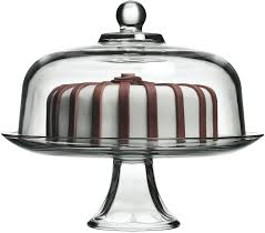 Halloween Cake Plate Stand by Amazon Com Anchor Hocking Presence Cake Plate W Dome 2 Piece