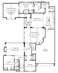 courtyard house plan 3 car garage courtyard house plans
