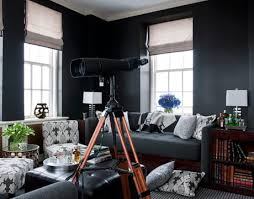 Dark Accent Wall In Small Bedroom Dark Painted Room Walls Decoration Pinterest Dark Walls