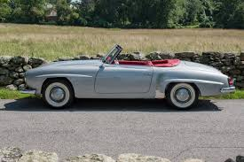 mercedes convertible 1959 mercedes benz 190sl for sale 1643741 hemmings motor news