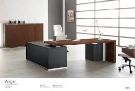 Small Office Desk Solutions by Office Furniture Ultra Modern Office Furniture Compact Dark